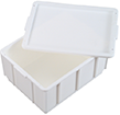 Medium Tote Box & Lid